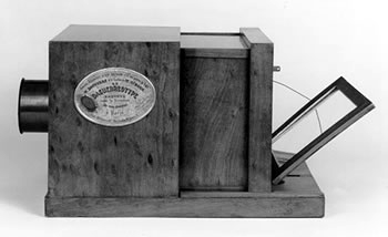 daguerrotype camera 1839